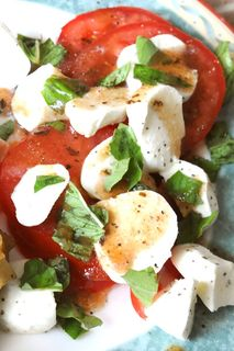 Mozzarella-and-tomato