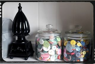 Button-storage