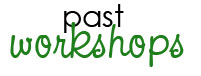 Past-workshops
