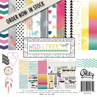 PO glitzdesign wild&free CP1752