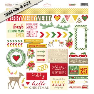 PO glitzdesign hello december TA1219