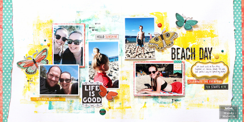 #1 Beach Day