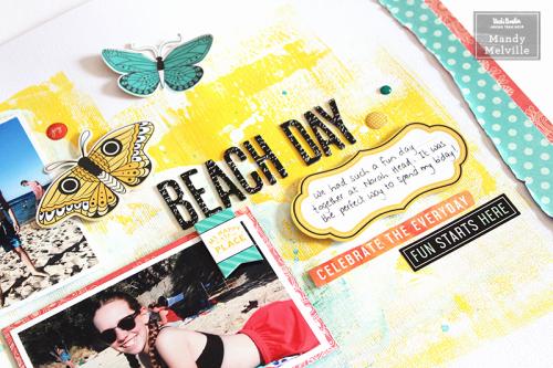 #7 Beach Day