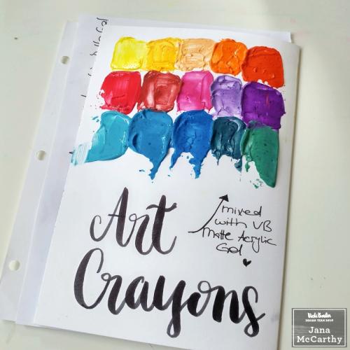 3#artcrayons-mattegel-mixed
