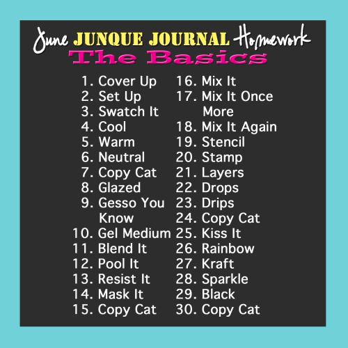June-Junque-Journal-Prompts