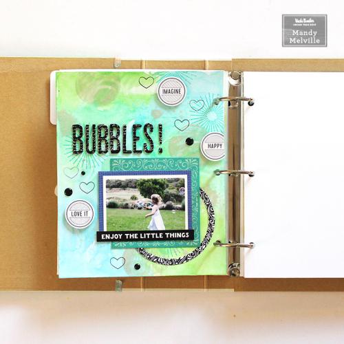 #1 Bubbles!