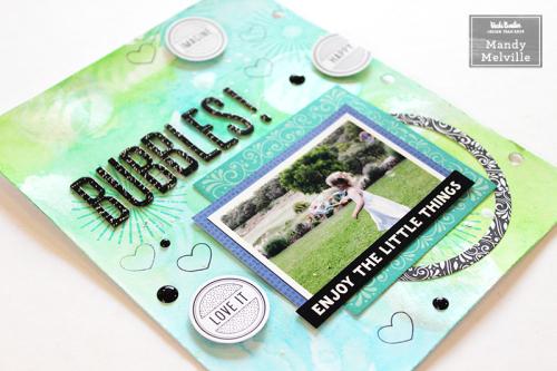 #6 Bubbles!