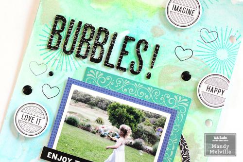 #8 Bubbles!