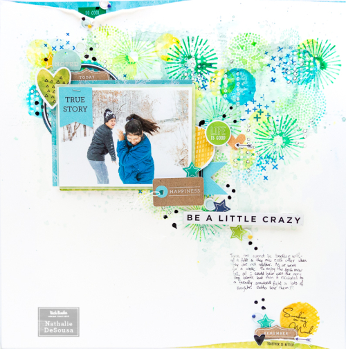 VB_BE A LITTLE CRAZY layout_Nathalie DeSousa