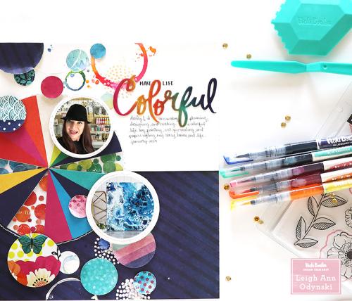 2-VBDT-jan16-2019-Color-Kaleidoscope-scrapbook-layout