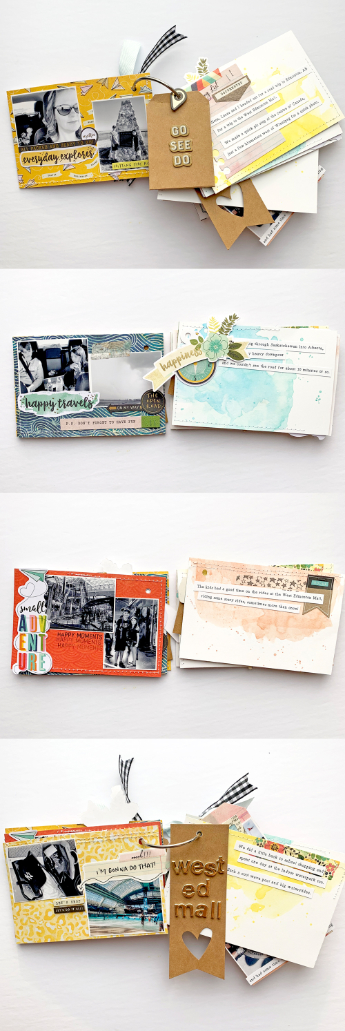 Mini pages